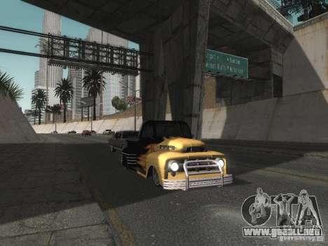 ENBSeries v 2.0 para GTA San Andreas tercera pantalla