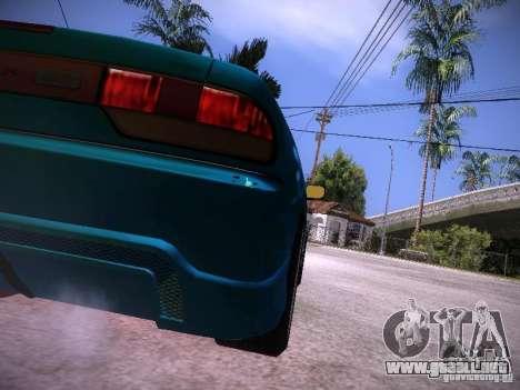 Nissan 200SX Falken Tire para la visión correcta GTA San Andreas