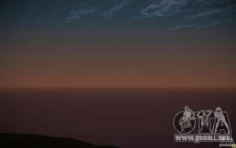 Agua HD v3.0 para GTA San Andreas sexta pantalla
