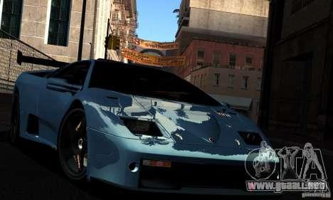 ENBSeries RCM para el PC débil para GTA San Andreas novena de pantalla