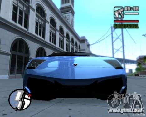 Enb series by LeRxaR para GTA San Andreas sexta pantalla