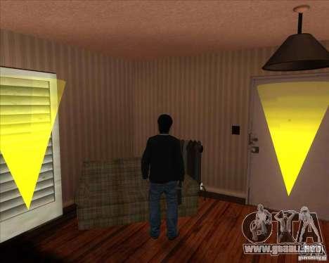 Sashka quebrantahuesos para GTA San Andreas segunda pantalla