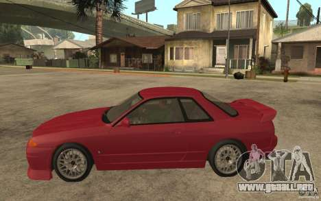 Nissan GTS-T 32 Beta para GTA San Andreas left