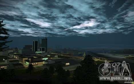 Timecyc para GTA San Andreas décimo de pantalla