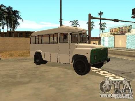Kavz 685 para GTA San Andreas left