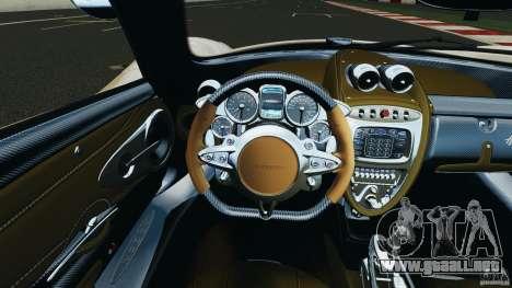 Pagani Huayra 2011 v1.0 [RIV] para GTA motor 4
