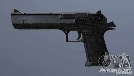 Desert Eagle - New model para GTA San Andreas tercera pantalla