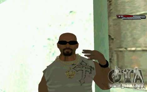 Mexican Drug Dealer para GTA San Andreas quinta pantalla
