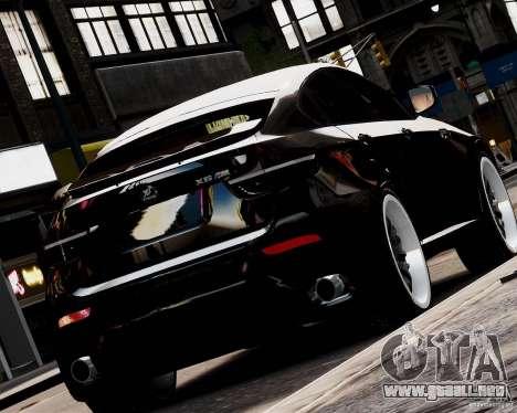 BMW X6 Tuning v1.0 para GTA 4 left