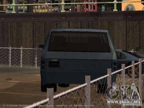 New Huntley para la visión correcta GTA San Andreas