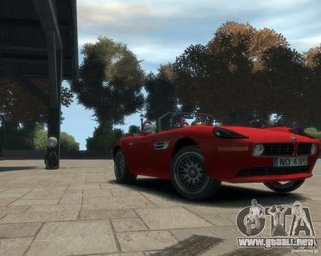 BMW Z8 para GTA 4 left