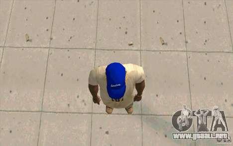 Tapa WCCB para GTA San Andreas tercera pantalla