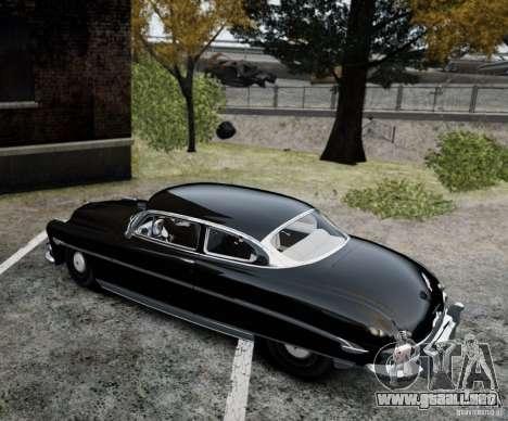 Hudson Hornet Club Coupe para GTA 4 visión correcta