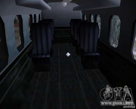 MI-8 para GTA Vice City vista interior