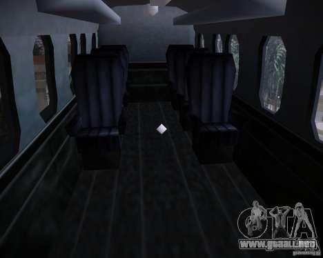MI-8 para GTA Vice City vista interior