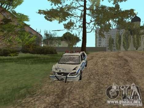 Policía de GTA 4 para visión interna GTA San Andreas