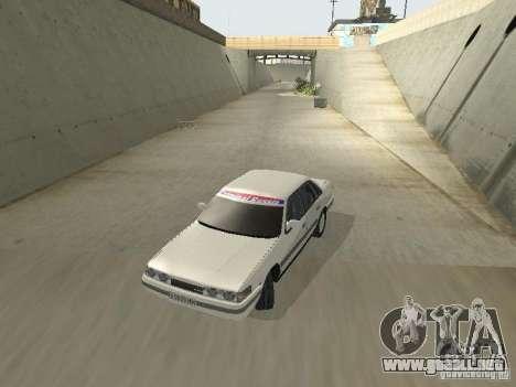 Mazda 626 para GTA San Andreas left