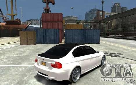 BMW 330i E60 Tuned 1 para GTA 4 visión correcta