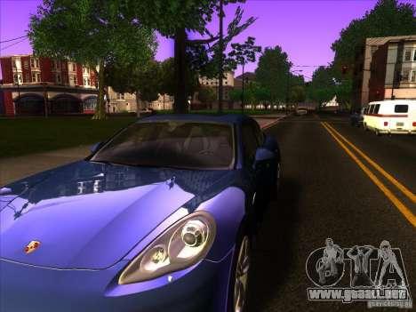 ENBSeries by Fallen v2.0 para GTA San Andreas tercera pantalla
