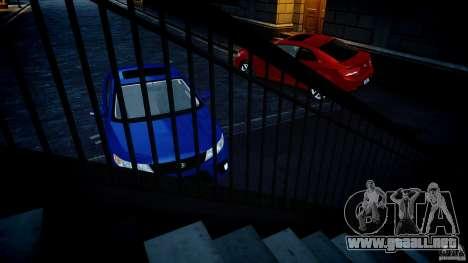 KIA Forte Koup para GTA 4 vista interior