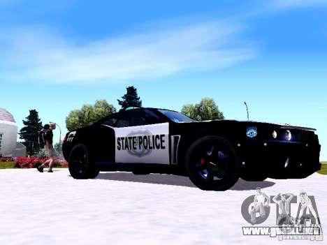 NFS Undercover Cop Car MUS para GTA San Andreas