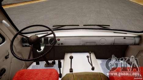 UAZ 3303 renacuajo 1985 v1.0 para GTA 4 visión correcta