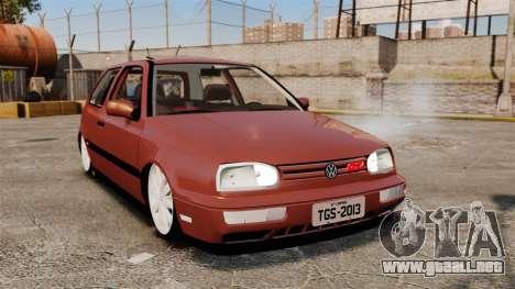 Volkswagen Golf MK3 Turbo para GTA 4