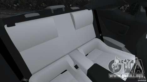 Scion FR-S para GTA 4 vista lateral