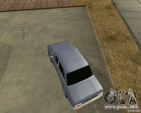 Kopeyka (corregido) para GTA San Andreas left