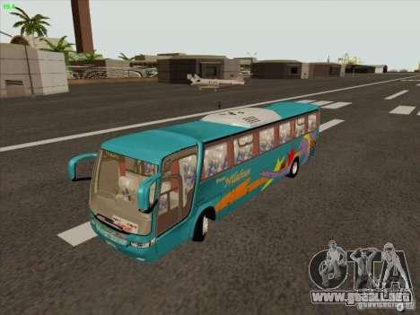 Mercedes-Benz Vissta Buss LO para visión interna GTA San Andreas