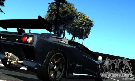 ENBSeries RCM para el PC débil para GTA San Andreas undécima de pantalla