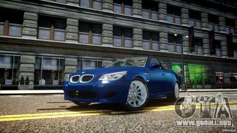 TRIColore ENBSeries Final para GTA 4 adelante de pantalla