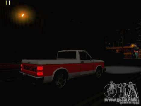 El nuevo gráfico de jeka_raper para GTA San Andreas novena de pantalla