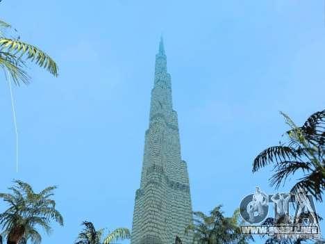 New Dubai mod para GTA San Andreas sexta pantalla