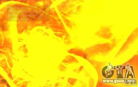 The best effects from GTA IV para GTA San Andreas tercera pantalla