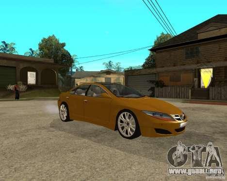 VC Viola II para la visión correcta GTA San Andreas