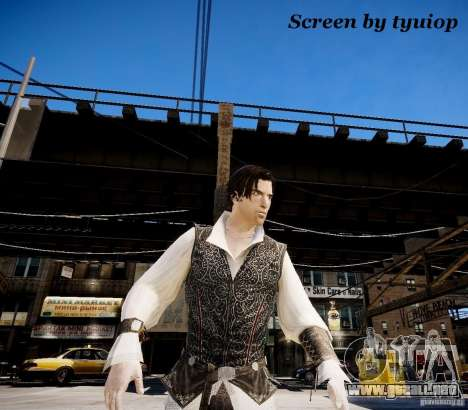 Assasins Creed 2 Young Ezio para GTA 4