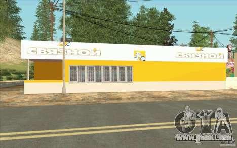 Una aldea nueva Dillimur para GTA San Andreas