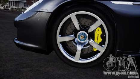 Porsche Carrera GT V1.1 [EPM] para GTA 4 visión correcta