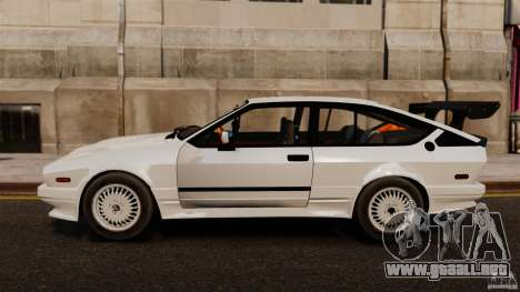 Alfa Romeo GTV6 1986 para GTA 4 left