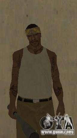 Los Santos Vagos (Skin pack) para GTA San Andreas tercera pantalla