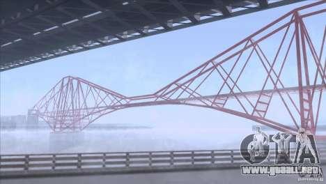 BM Timecyc v1.1 Real Sky para GTA San Andreas novena de pantalla