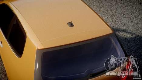 Volkswagen Golf R32 v2.0 para GTA 4