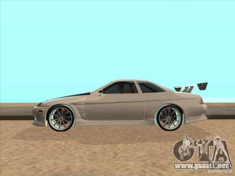 Toyota Soarer (JZZ30) para la visión correcta GTA San Andreas