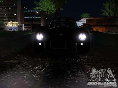 Shelby Cobra 427 para el motor de GTA San Andreas
