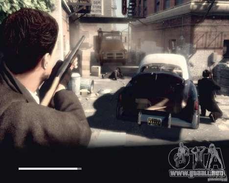 Pantallas de carga de Mafia 2 para GTA San Andreas novena de pantalla