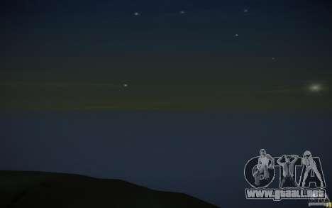 Agua HD v3.0 para GTA San Andreas quinta pantalla