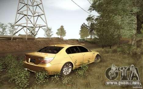 Beautiful ENBSeries para GTA San Andreas sexta pantalla