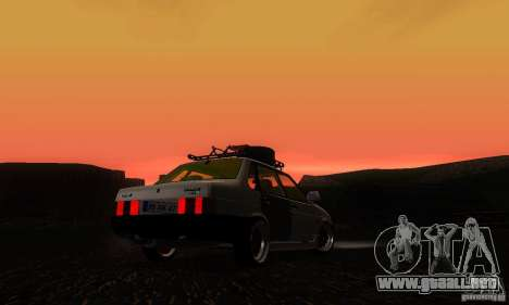 VAZ 21099 rata Mira para GTA San Andreas left