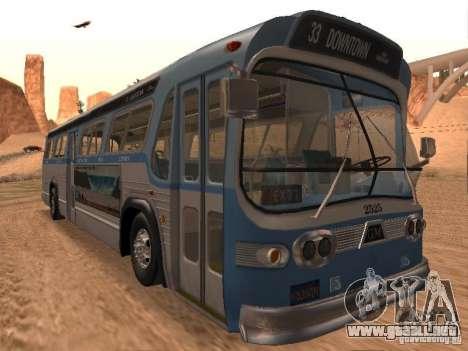 GM TDH-5303 para GTA San Andreas